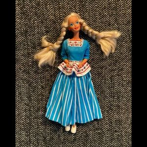 Barbie collectors of the world vintage doll